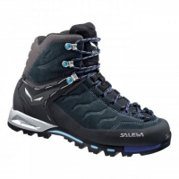 buty damskie ws mtn trainer mid gtx 63415 size 38,5 (5,5) col 0790 carbon/river blue salewa