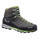 buty ms mtn trainer mid gtx 63411 size 46 (11} col 4052 pewter/emerald salewa