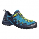 buty ms wildfire edge 61346 size 42 39888 premium navy/fluo yellow salewa