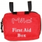 apteczka first aid box red